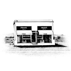 Prada, Marfa (Marfa Big Bend Sentinel)