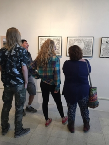 REDS exhibit Galeria Sibley through April 10 2016 Alpine Texas