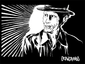 Jandek by Crowcrumbs